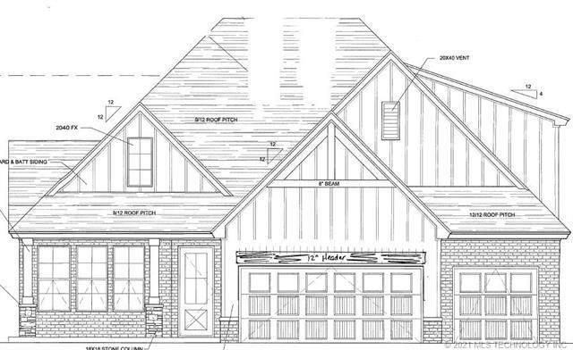 4116 S Norfolk Avenue, Tulsa, OK 74105 (#2105696) :: Homes By Lainie Real Estate Group