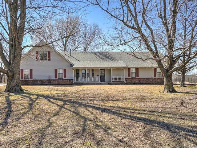 20844 Liberty Lane, Claremore, OK 74019 (MLS #2105708) :: House Properties