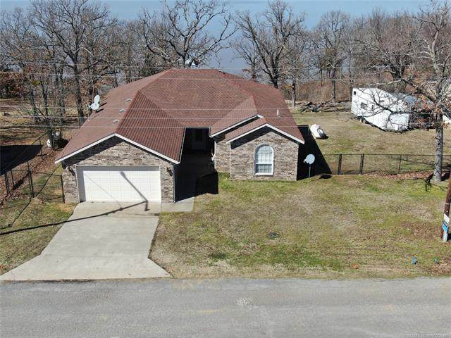 67 E Hilltop, Mcalester, OK 74501 (MLS #2105766) :: RE/MAX T-town