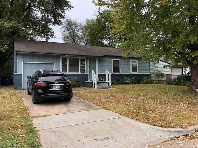123 W 50th Place N, Tulsa, OK 74126 (MLS #2105852) :: 918HomeTeam - KW Realty Preferred