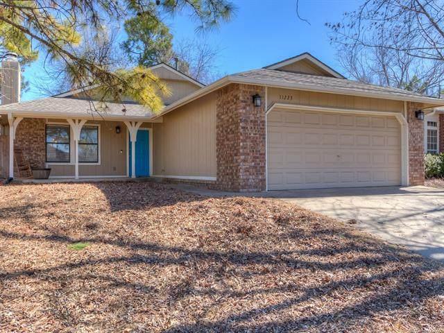 11223 S Nandina Avenue, Jenks, OK 74037 (MLS #2105868) :: House Properties