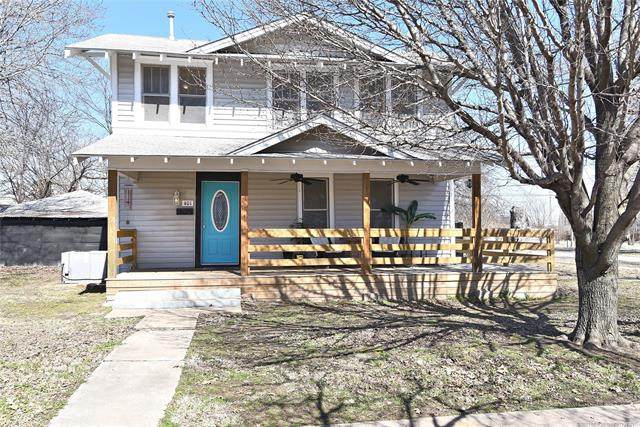 401 W 6th Street, Stroud, OK 74079 (MLS #2105908) :: Active Real Estate