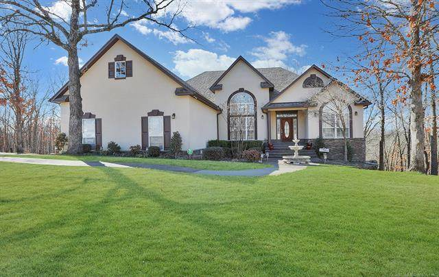 202 Bradford Street, Catoosa, OK 74015 (MLS #2105935) :: House Properties