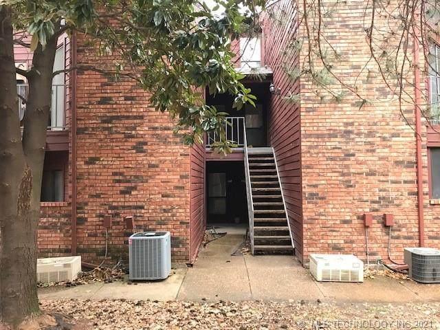 6737 S Peoria Avenue B207, Tulsa, OK 74136 (MLS #2105941) :: 580 Realty
