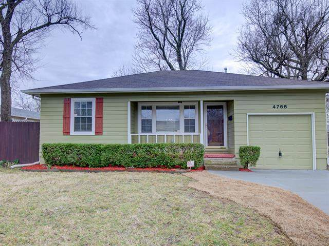 4768 S Cincinnati Avenue, Tulsa, OK 74105 (MLS #2105968) :: House Properties