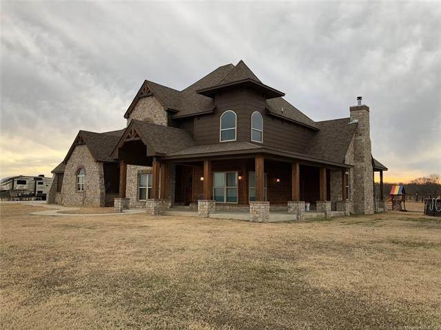 29645 N 3990 Road, Ramona, OK 74061 (MLS #2105976) :: House Properties