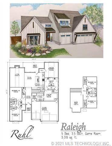 13731 S Maplewood Avenue, Bixby, OK 74008 (MLS #2105977) :: Owasso Homes and Lifestyle