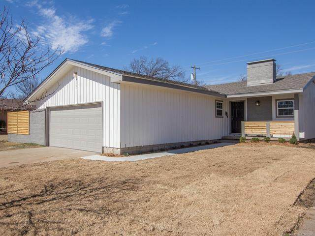6537 E 27th Place, Tulsa, OK 74129 (MLS #2105982) :: House Properties