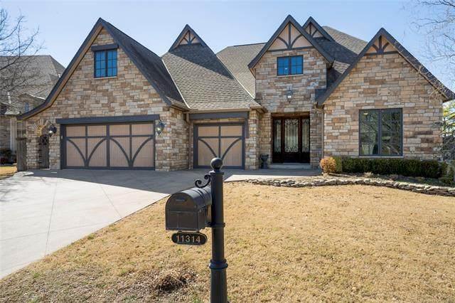 11314 S College Avenue, Tulsa, OK 74137 (MLS #2105993) :: Owasso Homes and Lifestyle