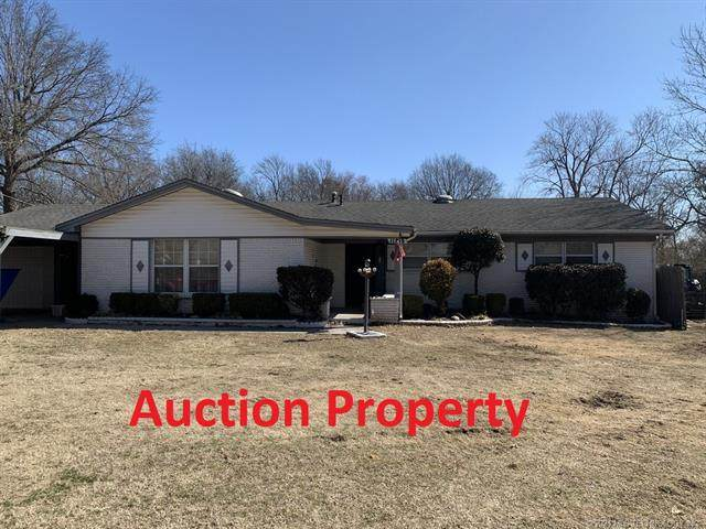 11815 S 86th East Avenue, Bixby, OK 74008 (MLS #2105994) :: Hopper Group at RE/MAX Results