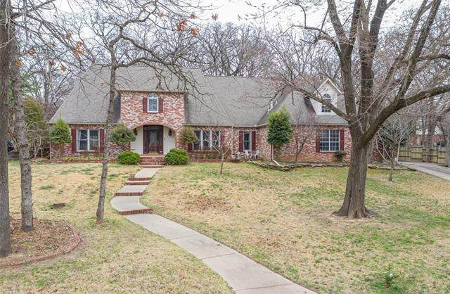 10429 S Quebec Avenue, Tulsa, OK 74137 (MLS #2106000) :: 918HomeTeam - KW Realty Preferred