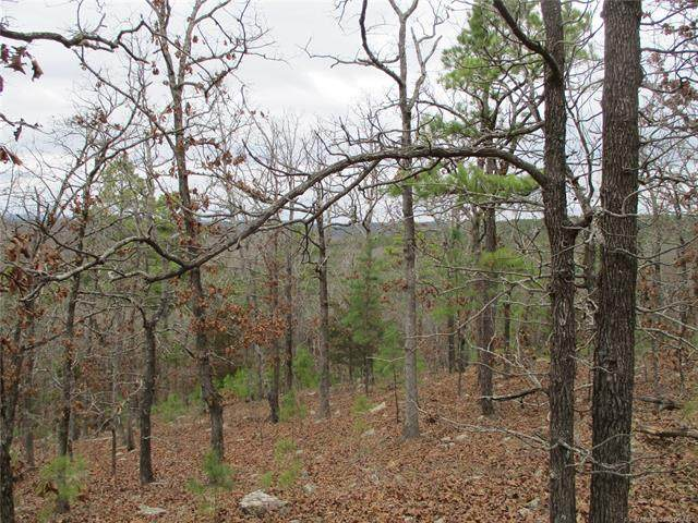 Rural Route Road, Talihina, OK 74536 (MLS #2106037) :: Owasso Homes and Lifestyle