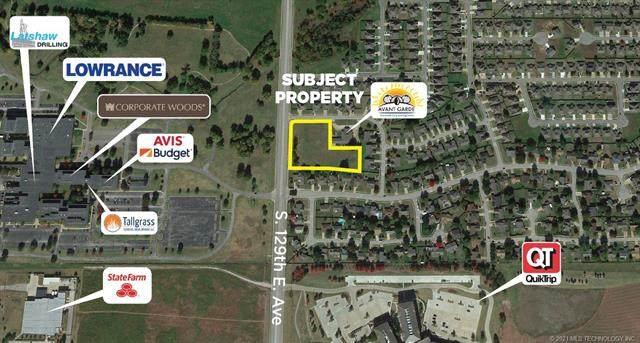 129th East Avenue, Tulsa, OK 74146 (MLS #2106047) :: Active Real Estate