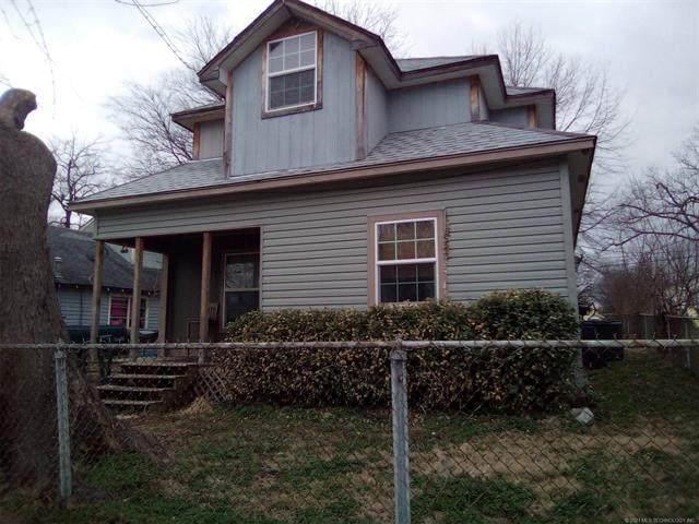 4236 S 24th Avenue, Tulsa, OK 74107 (MLS #2106073) :: House Properties