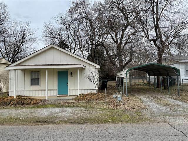 725 Chickasaw Avenue, Claremore, OK 74017 (MLS #2106080) :: House Properties