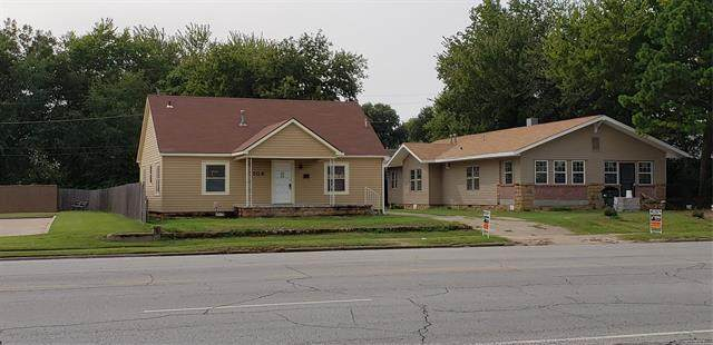 704 S Main Street, Sapulpa, OK 74066 (#2106085) :: Homes By Lainie Real Estate Group