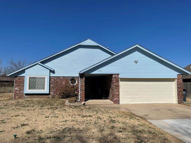 2773 W 114th Street, Jenks, OK 74037 (MLS #2106106) :: House Properties