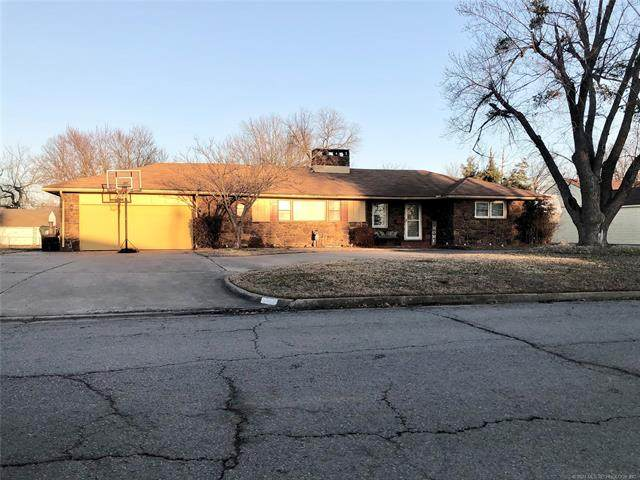 406 N Anthony Street, Muskogee, OK 74403 (MLS #2106109) :: House Properties