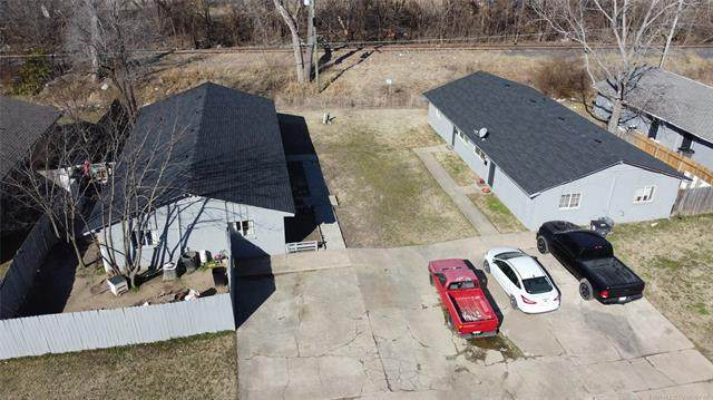 1050 N Irvington Avenue, Tulsa, OK 74115 (MLS #2106137) :: Hopper Group at RE/MAX Results