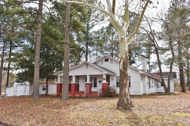 712 SE 1st Street SE, Antlers, OK 74523 (MLS #2106138) :: House Properties