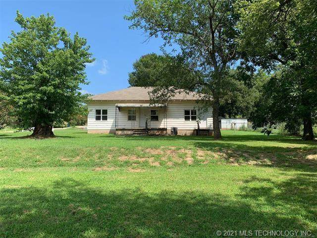 401 S B Street, Yale, OK 74085 (MLS #2106139) :: Hopper Group at RE/MAX Results