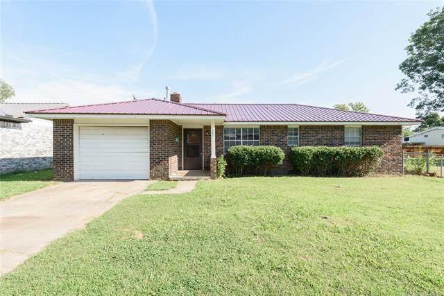 221 E 13th Street, Hominy, OK 74035 (MLS #2106157) :: Owasso Homes and Lifestyle