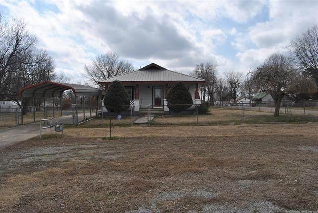 212 W Cherokee Street, Porum, OK 74455 (MLS #2106225) :: Active Real Estate