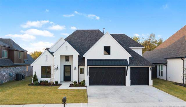 4219 S 168th East East Avenue, Tulsa, OK 74134 (MLS #2106226) :: Active Real Estate