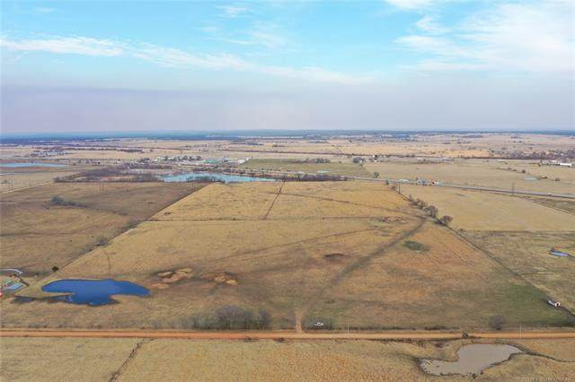 S 4360 Road, Big Cabin, OK 74332 (MLS #2106235) :: Hopper Group at RE/MAX Results