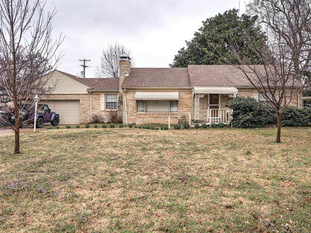3007 S Peoria Avenue, Tulsa, OK 74114 (MLS #2106276) :: 918HomeTeam - KW Realty Preferred