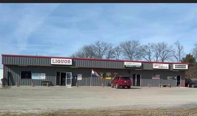 13230 Morris Loop, Cameron, OK 74932 (MLS #2106312) :: RE/MAX T-town