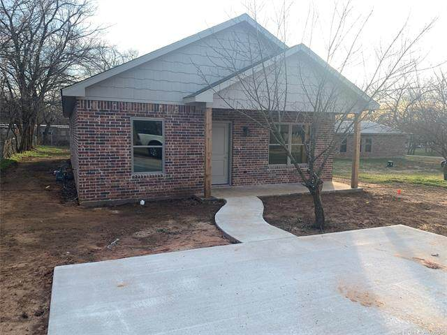 409 W Tonner Street, Calera, OK 74730 (MLS #2106319) :: Active Real Estate