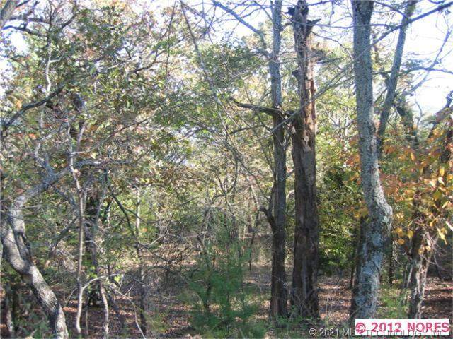11 W Bullet Mountain Road, Park Hill, OK 74451 (MLS #2106455) :: Active Real Estate