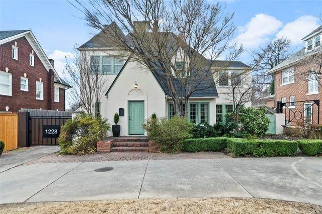 1228 E 18th Street, Tulsa, OK 74120 (MLS #2106497) :: Active Real Estate