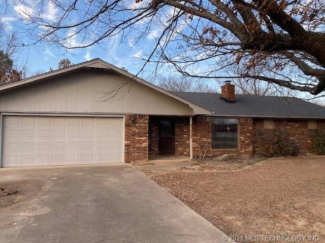 103 Cedar Lane, Ardmore, OK 73401 (MLS #2106655) :: Active Real Estate