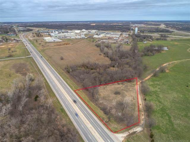 E Hwy 51, Broken Arrow, OK 74014 (MLS #2106695) :: Active Real Estate