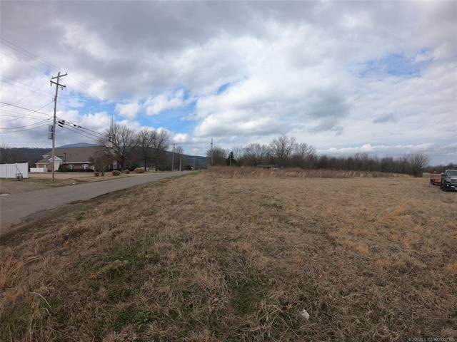 21482 Coggins Road, Poteau, OK 74953 (MLS #2106722) :: Hopper Group at RE/MAX Results