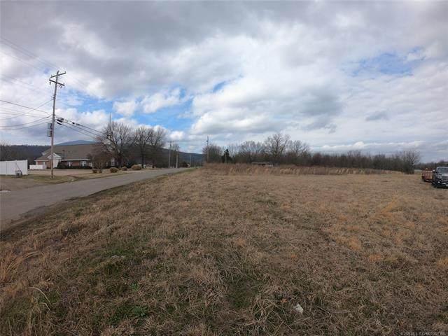 21482 Coggins Road, Poteau, OK 74953 (MLS #2106722) :: Active Real Estate