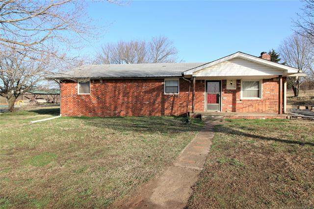 37227 W Highway 51 Highway, Mannford, OK 74044 (MLS #2106971) :: Owasso Homes and Lifestyle
