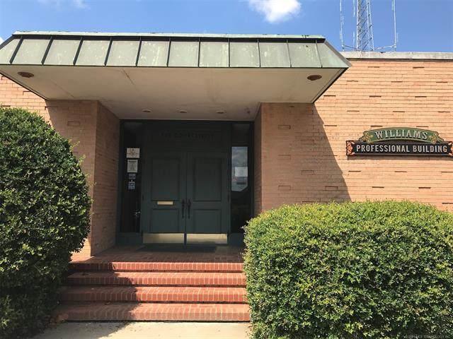 530 Court Street, Muskogee, OK 74401 (MLS #2107045) :: Owasso Homes and Lifestyle