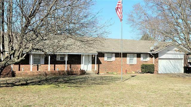 415840 E 1093 Road, Checotah, OK 74426 (MLS #2107091) :: Owasso Homes and Lifestyle