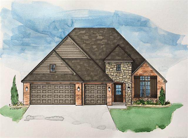 2813 E Olympia Street, Broken Arrow, OK 74014 (MLS #2107115) :: Active Real Estate