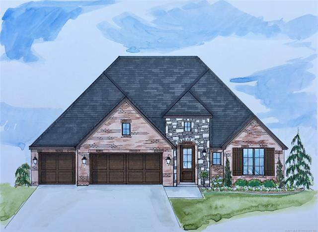 2805 E Olympia Street, Broken Arrow, OK 74014 (MLS #2107123) :: Active Real Estate