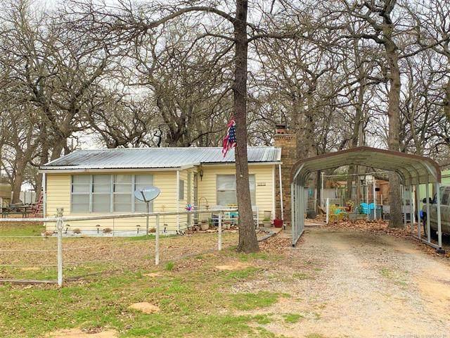 10858 Wisteria Lane, Kingston, OK 73439 (MLS #2107207) :: Active Real Estate