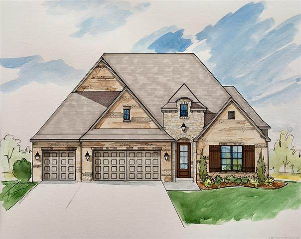 12511 S Granite Avenue, Bixby, OK 74008 (MLS #2107292) :: Hopper Group at RE/MAX Results