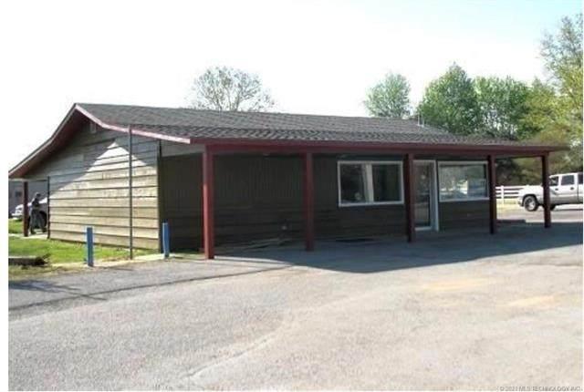 2116 Highway 77 S, Davis, OK 73030 (MLS #2107314) :: Active Real Estate