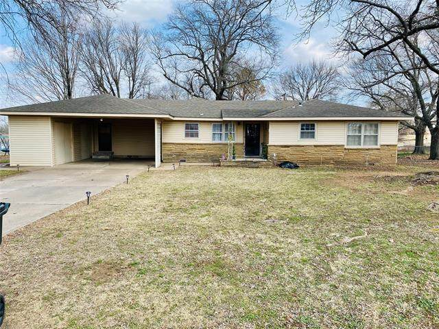 512 High Street, Henryetta, OK 74437 (MLS #2107426) :: Active Real Estate