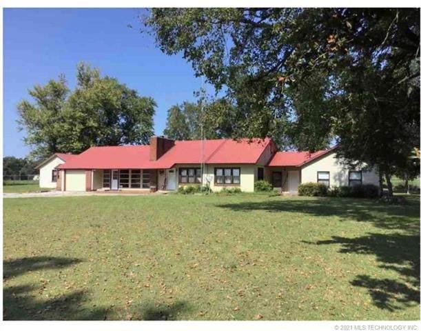 472159 Highway 62, Westville, OK 74965 (MLS #2107454) :: 918HomeTeam - KW Realty Preferred