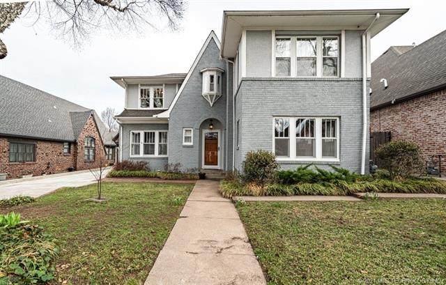 1241 E 29th Street, Tulsa, OK 74114 (MLS #2107596) :: Owasso Homes and Lifestyle
