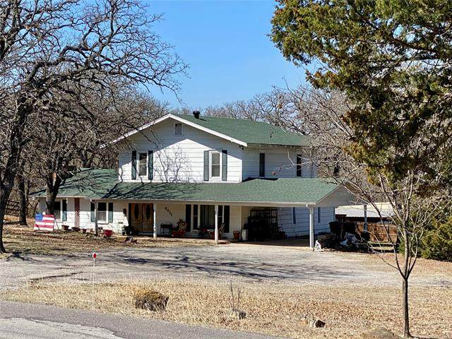 3011 S Myall Road S, Ardmore, OK 73401 (MLS #2107657) :: 918HomeTeam - KW Realty Preferred